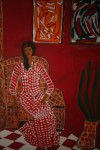 Obras de arte: America : Cuba : Santiago_de_Cuba : Palma_Soriano : El angulo rojo