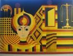 Obras de arte: America : Colombia : Distrito_Capital_de-Bogota : Bogota_ciudad : IBIS AMARILLO