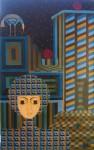 Obras de arte: America : Colombia : Distrito_Capital_de-Bogota : Bogota_ciudad : IBIS AZUL