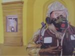 Obras de arte: America : Ecuador : Pichincha : Quito : BOOOOM...