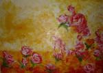 Obras de arte: America : Colombia : Antioquia : Envigado : Rosas 2006
