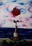 Obras de arte: America : Colombia : Antioquia : Envigado : Rosas 2002