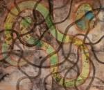 Obras de arte: Europa : España : Catalunya_Barcelona : Sant_Esteve_de_Palautordera : On és el nen de la serp?