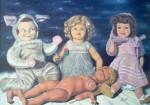 Obras de arte: Europa : España : Catalunya_Barcelona : Barcelona : Las ilusiones de Marlene