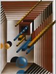 Obras de arte: Europa : Francia : Centre-Francia : www.artmajeur.com/pelvera :  Geometria.  Abstraction.