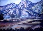 Obras de arte: America : Venezuela : Carabobo : san_diego : Cerro El Avila desde la Urbina Caracas