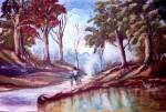 Obras de arte: America : Venezuela : Carabobo : san_diego : La Mujer en el Camino