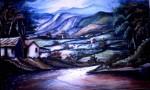 Obras de arte: America : Venezuela : Carabobo : san_diego : Por los Caminos de Quibor Edo Lara Venezuela III.