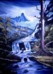 Obras de arte: America : Venezuela : Carabobo : san_diego : Cascadas Merideñas.