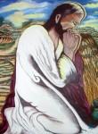 Obras de arte: America : Venezuela : Carabobo : san_diego : Orando en Getsemani (Jesus mi amigo Fiel)