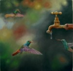 Obras de arte: Europa : España : Islas_Baleares : Binissalem : verano sediento
