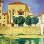 Obras de arte: Europa : España : Castilla_y_León_Burgos : burgos : Iglesia San Juan 2 ( Miranda de Ebro)