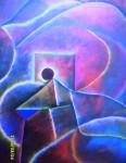Obras de arte: America : Venezuela : Carabobo : san_diego : Eclipse en el espacio