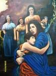 Obras de arte: America : Venezuela : Carabobo : san_diego : El drama