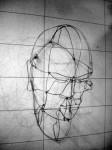Obras de arte: Europa : España : Galicia_Orense : ourense : cabeza buda