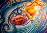 Obras de arte: America : Chile : Region_Metropolitana-Santiago : Padre_Hurtado : MamaAgua