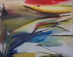 Obras de arte: Europa : Espa�a : Andaluc�a_Huelva : Ayamonte : Espacio. En el otro costado