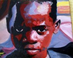 Obras de arte: Europa : España : Catalunya_Tarragona : Valls : mirada MALAWI