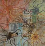 Obras de arte: Europa : España : Catalunya_Barcelona : Sant_Esteve_de_Palautordera : Explosions