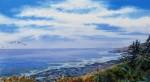 Obras de arte: America : Chile : Region_Metropolitana-Santiago : La_Reina : mar solitario