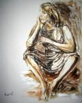 Obras de arte: Europa : España : Catalunya_Tarragona : Banyeres_Penedes : Soledad II