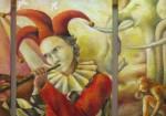 Obras de arte: America : México : Puebla : puebla_ciudad : circo (detalle)