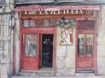 Obras de arte: Europa : España : Cantabria : Santander : Cafe La Tertulia-Santander