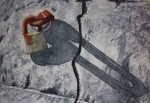 Obras de arte: Europa : España : Canarias_Santa_Cruz_de_Tenerife : Santa_Cruz_Tenerife_ciudad : Hierro en la sombra