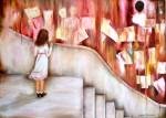 Obras de arte: America : Argentina : Buenos_Aires : berazategui : ...y mi voz no te alcanza
