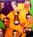 Obras de arte: America : Argentina : Buenos_Aires : berazategui : Que ves cuando me ves