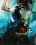 Obras de arte: America : Colombia : Bolivar : cartagenadeindias : Coqueteando