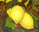 Obras de arte: Europa : España : Canarias_Las_Palmas : Maspalomas : Limones en crepúsculo