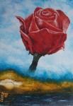 Obras de arte: America : Colombia : Antioquia : Envigado : Rosa 2003