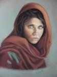 Obras de arte: Europa : España : Comunidad_Valenciana_Alicante : denia : muchacha afgana