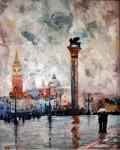 Obras de arte: Europa : España : Catalunya_Tarragona : Valls : vencia dia plujos