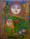Obras de arte: America : Venezuela : Monagas : Maturín_ciudad : Matriuska II