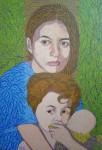 Obras de arte: America : Venezuela : Monagas : Maturín_ciudad : En espera de mi