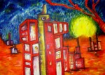 Obras de arte: America : Colombia : Antioquia : Medellín : Cajas