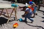 Obras de arte: America : México : Jalisco : Guadalajara : Domingo de ramos