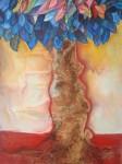 Obras de arte: America : Ecuador : Pichincha : Quito : arbol