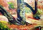 Obras de arte: Europa : España : Catalunya_Tarragona : Valls : bosque patagonico