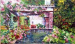 Obras de arte: Europa : España : Catalunya_Tarragona : Valls : jardi