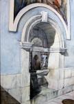 Obras de arte: Europa : España : Cantabria : Santander : Fuente en Castro Urdiales