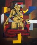 Obras de arte: America : México : Puebla : puebla_ciudad : EL SILLON ROJO