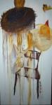 Obras de arte: America : Colombia : Antioquia : Medellín : El hombre Nido
