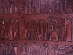 Obras de arte: America : Uruguay : Canelones : Parque_de_Carrasco : Jeroglífico en Silencio