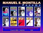Obras de arte: America : Panamá : Chiriqui : David : Bocetos SI VIS VITAM, PARA MORTE