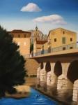 Obras de arte: Europa : España : Comunidad_Valenciana_Alicante : denia : Pont Beniarbeig