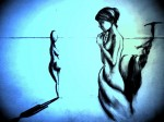 Obras de arte: America : Colombia : Distrito_Capital_de-Bogota : Bogota : soledad