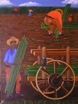 Obras de arte: America : Cuba : Ciudad_de_La_Habana : San_Miguel_del_Padr�n : Ca�eros